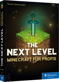 The next level - Minecraft für Profis, Best.Nr. RW-5629, € 19,90