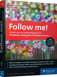 Follow me!, ISBN: 978-3-8362-6231-6, Best.Nr. RW-6231, erschienen 10/2018, € 34,90