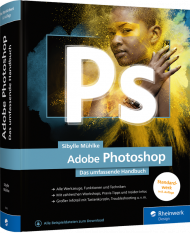 Adobe Photoshop, ISBN: 978-3-8362-6643-7, Best.Nr. RW-6643, erschienen 06/2020, € 59,90