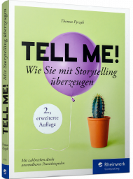 Tell me!, ISBN: 978-3-8362-6774-8, Best.Nr. RW-6774, erschienen 01/2019, € 24,90
