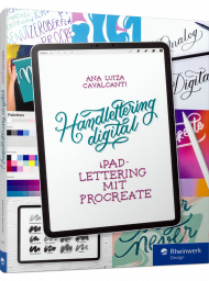 Handlettering digital, ISBN: 978-3-8362-7171-4, Best.Nr. RW-7171, erschienen 12/2019, € 24,90