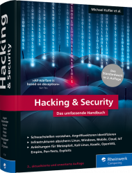 Hacking & Security, ISBN: 978-3-8362-7191-2, Best.Nr. RW-7191, erschienen 07/2020, € 49,90