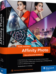 Affinity Photo, ISBN: 978-3-8362-7491-3, Best.Nr. RW-7491, erschienen 05/2020, € 49,90