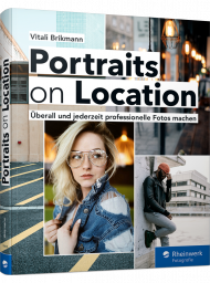 Portraits on Location, ISBN: 978-3-8362-7669-6, Best.Nr. RW-7669, erschienen 04/2021, € 29,90