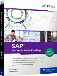 SAP, ISBN: 978-3-8362-8061-7, Best.Nr. RW-8061, erschienen 04/2021, € 39,90