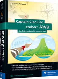 Captain CiaoCiao erobert Java, ISBN: 978-3-8362-8427-1, Best.Nr. RW-8427, € 39,90