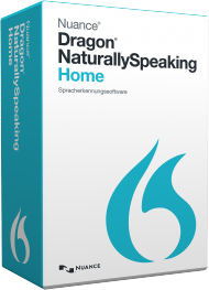 Dragon NaturallySpeaking 13 Home, Best.Nr. SC-0227, € 89,95