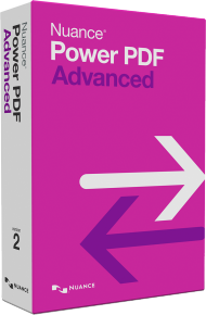 Nuance Power PDF 2 Advanced, Best.Nr. SC-0242, € 159,00
