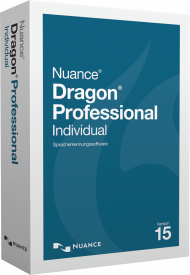 Dragon Professional Individual 15 (Download), Best.Nr. SCO059, erschienen 11/2016, € 379,00