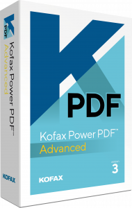 Power PDF 3.1 Advanced für Windows, Best.Nr. SCO068, erschienen 08/2018, € 149,95
