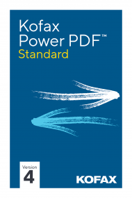 Power PDF 4 Standard für Windows, Best.Nr. SCO071, erschienen 08/2020, € 89,95
