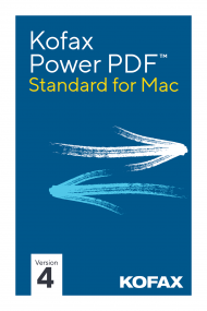 Power PDF 4 Standard für MAC, Best.Nr. SCO073, erschienen 08/2020, € 89,95