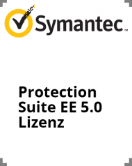 Symantec Protection Suite EE 5.0 Liz Band A Basic 1 Jahr, Best.Nr. SL-1010, erschienen , € 107,42