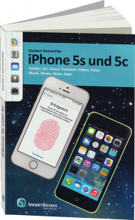 iPhone 5s und 5c, ISBN: 978-3-944165-05-9, Best.Nr. SM-6505, erschienen 01/2014, € 19,95
