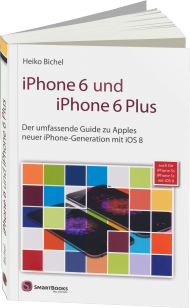 iPhone 6 und iPhone 6 Plus, ISBN: 978-3-944165-14-1, Best.Nr. SM-6514, erschienen 01/2015, € 19,95