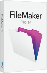 FileMaker Pro 14, Best.Nr. SO-2618, € 389,00
