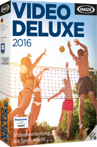 MAGIX Video deluxe 2016, Best.Nr. SO-2634, € 64,95