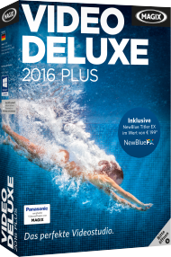 MAGIX Video deluxe 2016 Plus, Best.Nr. SO-2635, € 89,95