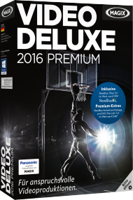 MAGIX Video deluxe 2016 Premium, Best.Nr. SO-2636, € 117,95