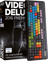 MAGIX Video deluxe 2016 Control, Best.Nr. SO-2637, € 134,95