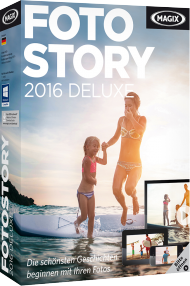MAGIX Fotostory 2016 Deluxe, Best.Nr. SO-2639, € 64,95