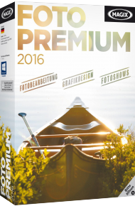 MAGIX Foto Premium 2016, Best.Nr. SO-2640, € 89,95