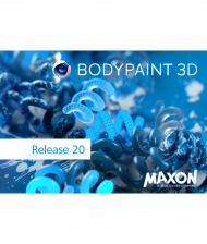 Maxon BodyPaint 3D R20 - Upgrade von R19, Best.Nr. SO-2662, erschienen 09/2018, € 309,00