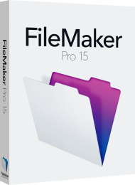 FileMaker Pro 15, Best.Nr. SO-2668, € 379,00