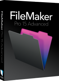 FileMaker Pro 15 Advanced, Best.Nr. SO-2670, € 589,00