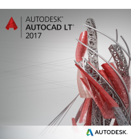 AutoCAD LT 2017 Jahresabo Download, Best.Nr. SO-2672, € 369,00
