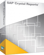 SAP Crystal Reports 2016 - Upgrade, Best.Nr. SO-2680, erschienen 10/2016, € 339,00