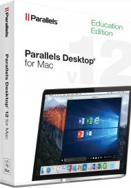 Parallels Desktop 12 für Mac Education, Best.Nr. SO-2686, € 37,95