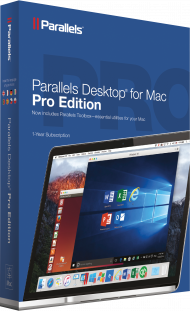 Parallels Desktop 12 f�r Mac Pro Edition, 1 Jahr Abonnement, Best.Nr. SO-2687, € 89,95