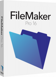 FileMaker Pro 16 Upgrade von FileMaker Pro 15, 14 oder Pro 13, Best.Nr. SO-2709, € 229,00