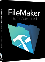 FileMaker Pro 17 Advanced, EAN: 044866052025, Best.Nr. SO-2736, erschienen 05/2018, € 619,00
