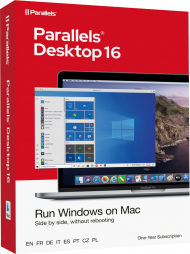 Parallels Desktop 16 für Mac Education Edition, 1 Jahr Abonnement, EAN: 0846829007789, Best.Nr. SO-2763, erschienen 08/2020, € 37,95