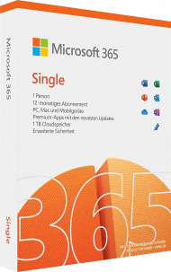 Microsoft Office 365 Personal - Key Card, EAN: 0885370750690, Best.Nr. SO-3159, erschienen 10/2018, € 57,95