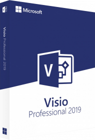 Microsoft Visio 2019 Professional - Key Card, EAN: 0889842336269, Best.Nr. SO-3180, erschienen 10/2018, € 684,80