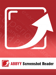 ABBYY Screenshot Reader (Download), Best.Nr. SOO2705, erschienen 01/2017, € 9,95