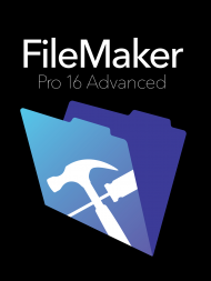 FileMaker Pro 16 Advanced Upgrade (Download), Best.Nr. SOO2711, € 359,00