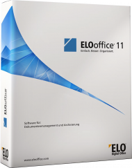 ELOoffice 11 - Update von Version 9 (Download), Best.Nr. SOO2724, erschienen 10/2017, € 169,00