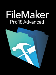 FileMaker Pro 18 Advanced (Download), EAN: 5056143128083, Best.Nr. SOO2751, erschienen 05/2019, € 637,80