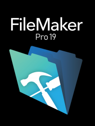 FileMaker Pro 19 Education (Download), Best.Nr. SOO2775, erschienen 06/2020, € 385,00