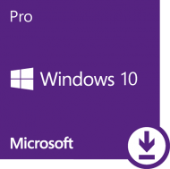 Microsoft Windows 10 Pro - 32/64 Bit, ESD, Best.Nr. SOO3161, erschienen 08/2015, € 214,80