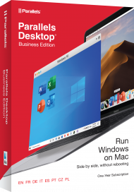 Parallels Desktop for Mac Business Edition - EDU - 12 Monate, Best.Nr. SOO3186, € 68,70