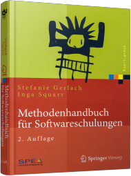 Methodenhandbuch f�r Softwareschulungen, Best.Nr. SP-45424, € 59,99