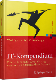 IT-Kompendium, ISBN: 978-3-662-52704-7, Best.Nr. SP-52704, erschienen 12/2017, € 49,99