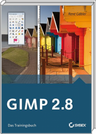 GIMP 2.8 - Das Trainingsbuch, Best.Nr. SY-76034, € 34,95