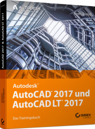 AutoCAD 2017 und AutoCAD LT 2017, Best.Nr. SY-76069, € 49,99