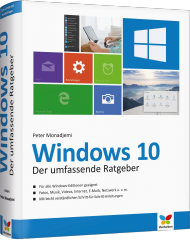 Windows 10 - Der umfassende Ratgeber, Best.Nr. VF-0163, € 39,90